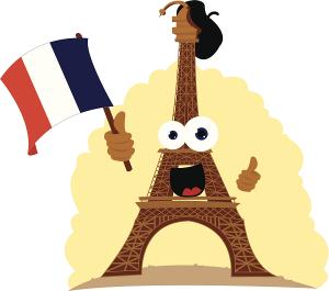 Europa na językach – język francuski.