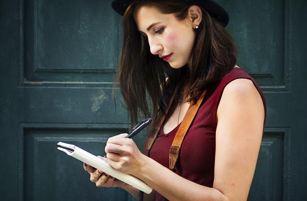 Napisz opowiadanie w języku obcym