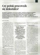 Czy polski pracownik się dokształca?