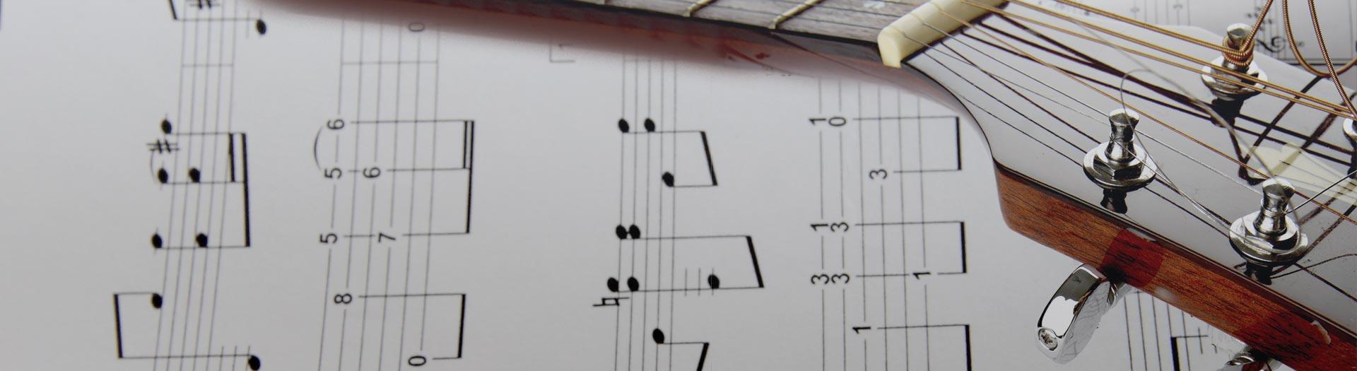 Nauka gry<br />na gitarze