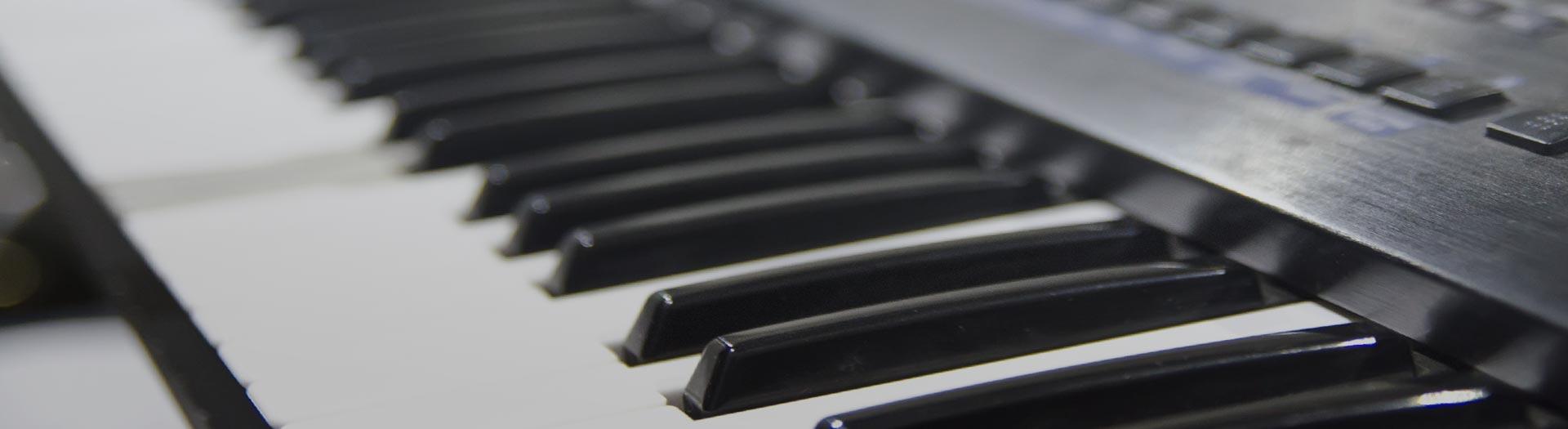 Nauka gry<br />na keyboardzie