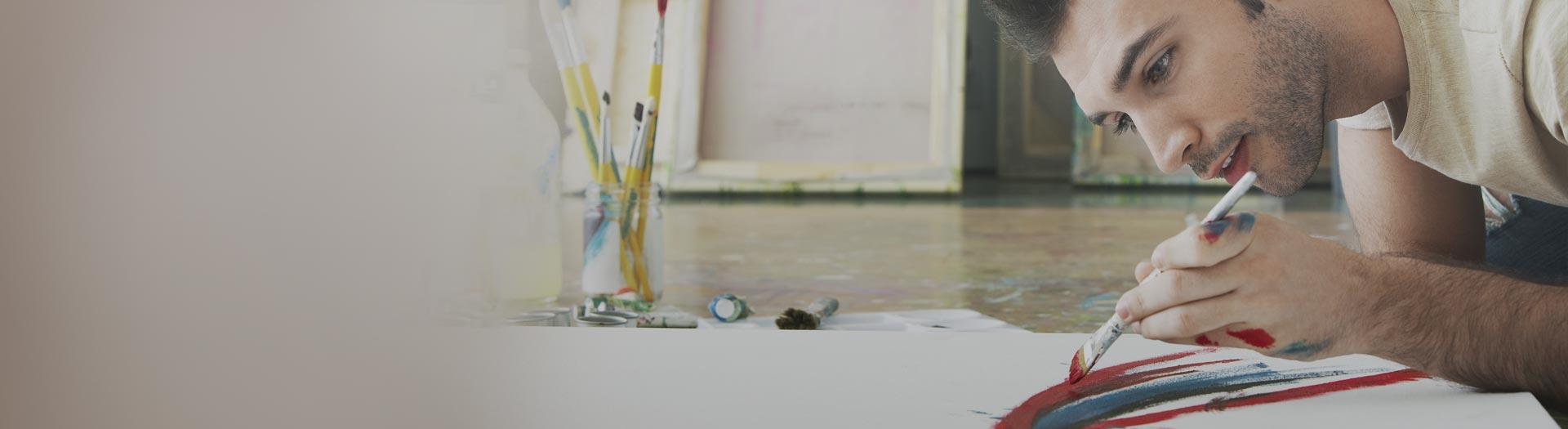 Kurs rysunku<br/>i malarstwa