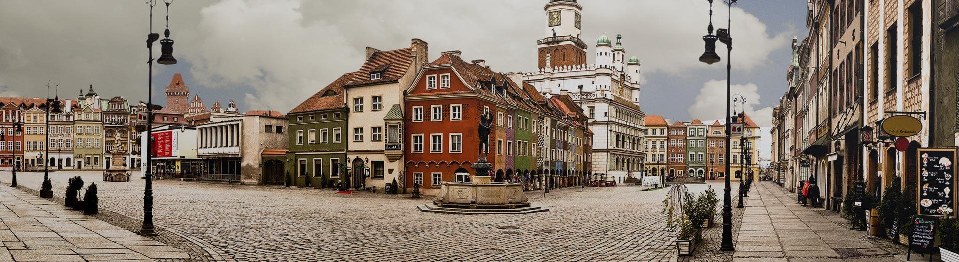 Kurs języka angielskiego - Poznań i okolice