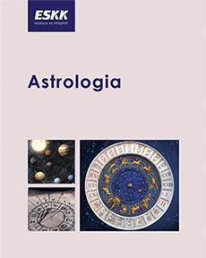 "Okładka kursu ""astrologii"""