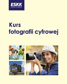"""Okładka kursu """"fotografii cyfrowej"""""""