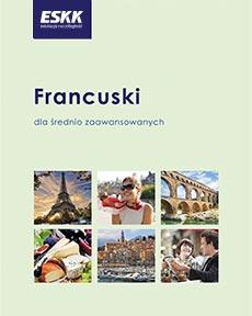 """Okładka kursu """"Francuski dla średnio zaawansowanych"""""""