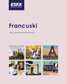 """Okładka kursu """"Francuski zaawansowany"""""""