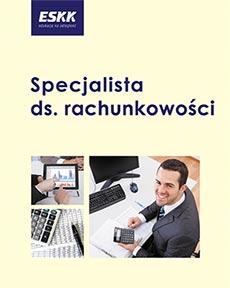 """Okładka kursu """"Specjalista ds. rachunkowości"""""""
