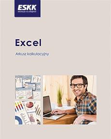 """Okładka kursu """"Excel – arkusz kalkulacyjny"""""""
