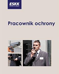 """Okładka kursu """"Pracownik ochrony"""""""