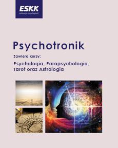 """Okładka kursu """"Psychotronik"""""""