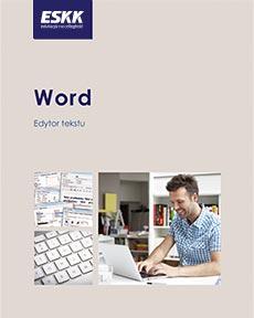 "Okładka kursu ""Word - edytor tekstu"""