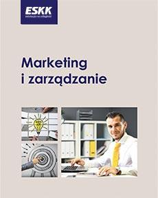 """Okładka kursu """"marketingu i zarządzania"""""""
